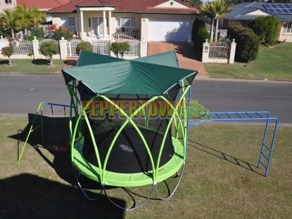 Itech Spark Roof 10ft By Peppertown Online Store