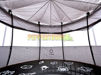 Vuly 2 10ft Deluxe Tent By Peppertown Online Store