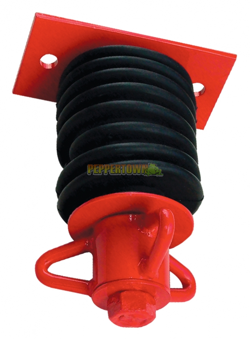 Extra Heavy Duty 3 Prong Tyre Swivel Commercial By