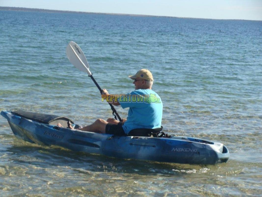 Feelfree moken 10 fishing kayak by peppertown online store for 10 fishing kayak