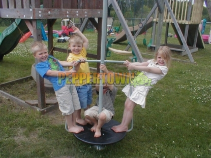 Personal Playground Merry Go Round By Peppertown Online
