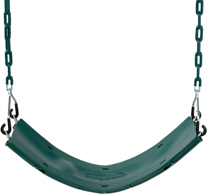 Rubber Belt Swing On Chain Green By Peppertown Online Store