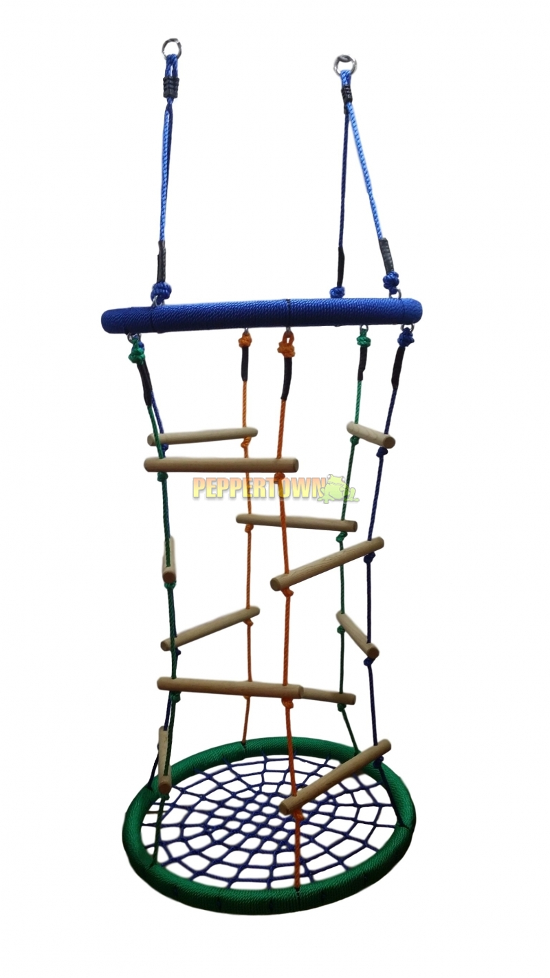 Rope Ladder Nest Swing By Peppertown Online Store