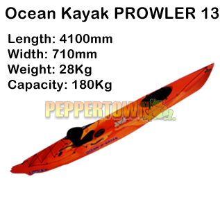 Ocean Kayak Prowler 13 Yellow By Peppertown Online Store