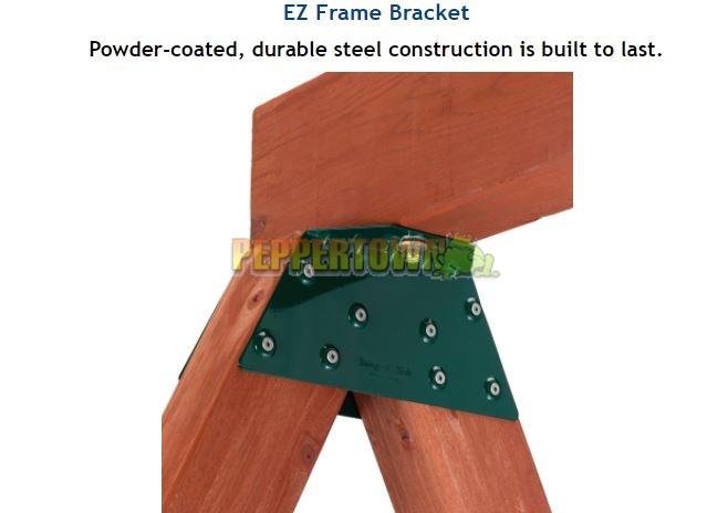 EZ A Frame Swing Set Bracket (each)