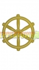 Mini Ships Wheel - Yellow