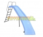 AQ500 Waterslide- Right Curve (Blue)