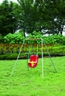 Steel Swing Frame with Toddler Swing