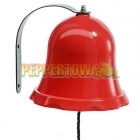 School Bell - Red (Plastic Surrounds)