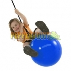 Buoy Ball Swing on Rope