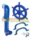 Blue Playground Accessory Kit
