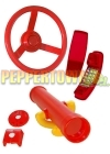 Red Playground Accessory Kit
