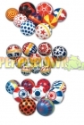 225mm Decorated Inflated Ball