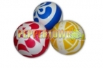 180mm Decorated Inflated Ball