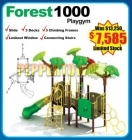 Forest1000 PlayGym (Last one)