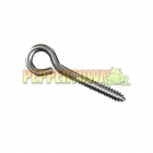 Zinc Plated Lag Screw Eye
