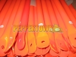 Monkey Bar RUNGS - Fluro Orange (sold individually)