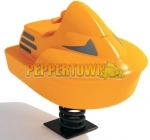 Jet Ski Rocker- Speed Yellow