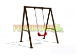 Solo Swing Frame with Seat - Steel
