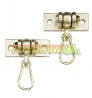 Closeout Heavy-Duty Swing Hangers - PAIR