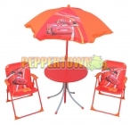 Disney Pixar Cars Table and Chairs Set – Lightning McQueen