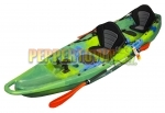 ZK2000 Double by Mountain Kayaks (Fully Loaded)