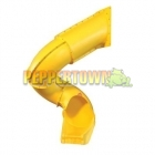 TTS2100 Turbo Tube Slide- Yellow