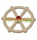 Mini Ships Wheel- Beige