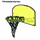 Basketball Hoop Panel