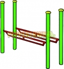 Double Parallel Bars