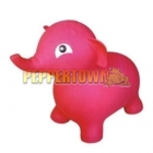 Pink Elephant Jumping Animal