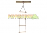 Hills Compatible 4 Rung Rope Ladder