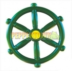 Mini Ships Wheel- GREEN