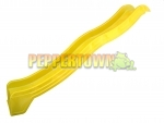 SL1 Slimline 2.5m Wave Slide- YELLOW