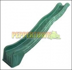 SL2 Slimline 3.2m Wave Slide- GREEN