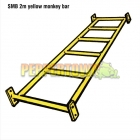 2m Yellow Monkey Bar