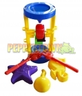 Sandpit Kit with Water Wheel