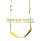 Budget Yellow Belt Swing - Adjustable