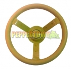 Playground Steering Wheel- Natural Beige