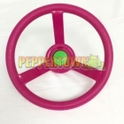 Steering Wheel- Pink Panther