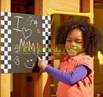 Outdoor Magnetic Chalkboard