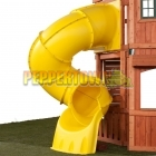 TTS1500 Turbo Tube Slide- Yellow