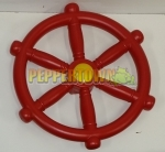 Mini Ships Wheel- RED