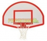 Basketball Backboard Only- Plastic (no hoop or net)