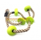 Lime Wedge Rope