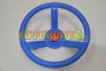 Steering Wheel- Transformer Blue